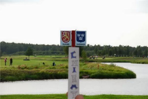 12. Τόρνιο Golf Club