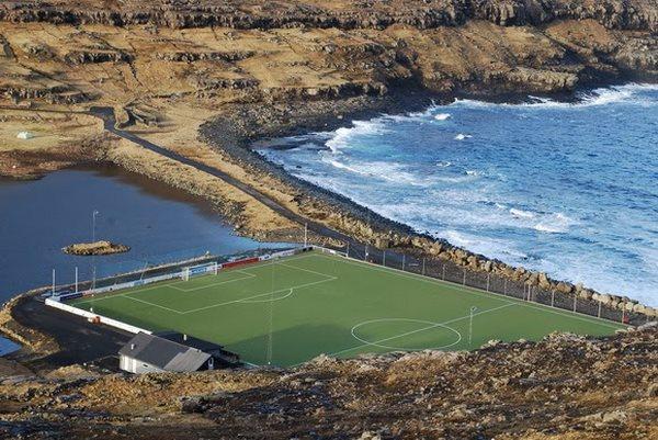 2. Eidi Στάδιο, Νήσοι Φερόες