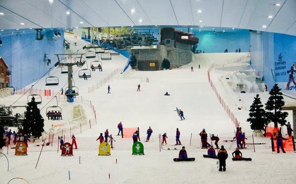 5. Ski Dubai